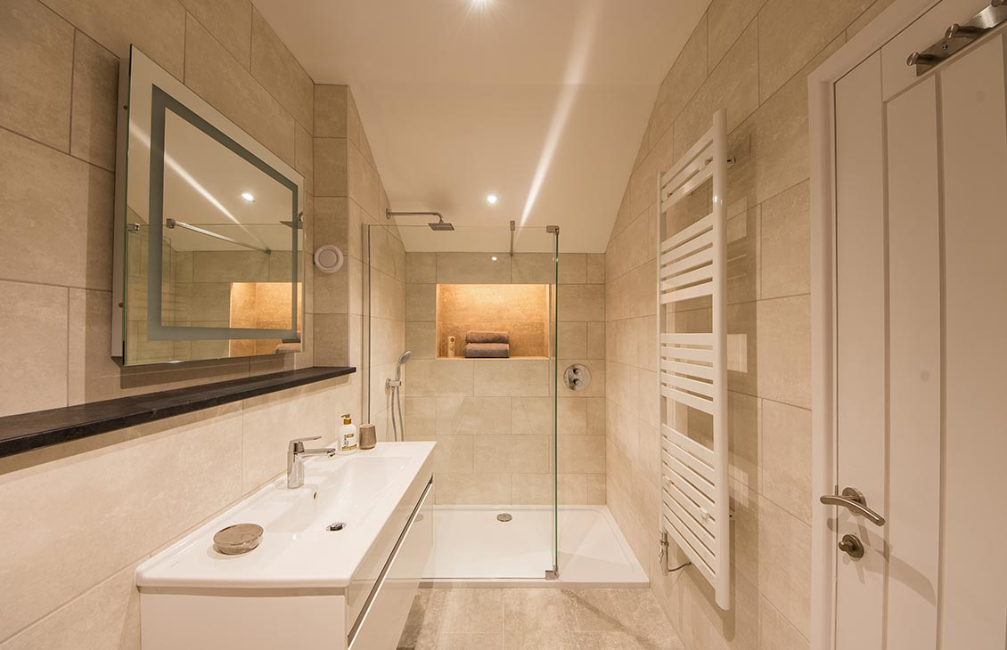 Bathroom Kitchen Lighting Shop Saltash willow holiday cottage in cornwall - woodside holiday lets
