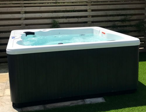 Hot tubs are here!